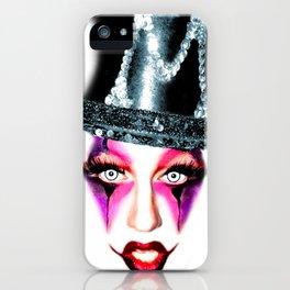 Marina Mac French Cabaret iPhone Case