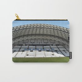 Le Velodrome OM Soccer Stadium in Marseille France Carry-All Pouch