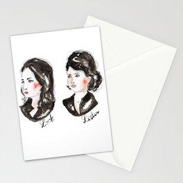 My Favorite Murder ssdgm LOOK-LISTEN Stationery Cards