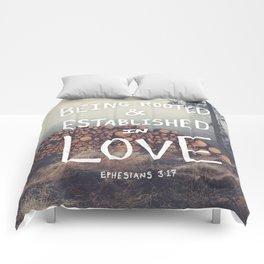 Ephesians 3:17 Comforters