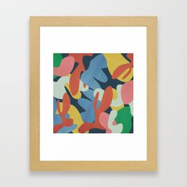 new matisse Framed Art Print