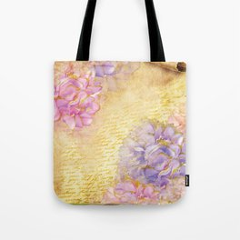 Luv Letter Tote Bag