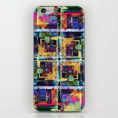 Annecy 8 iPhone & iPod Skin