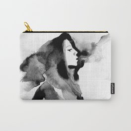 A Girl on Geary Carry-All Pouch