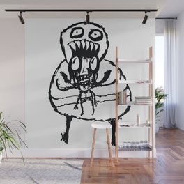 Fatboy Wall Mural