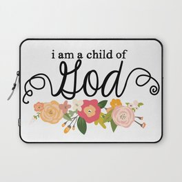 Child of God Laptop Sleeve