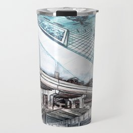 Urban passages: Chicago  Travel Mug