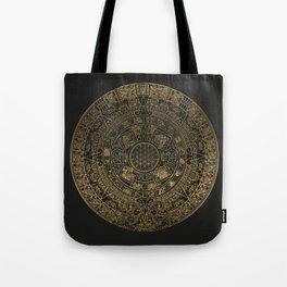 The Mayan Realization Tote Bag