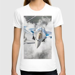 French Dassault Rafale formation T-shirt