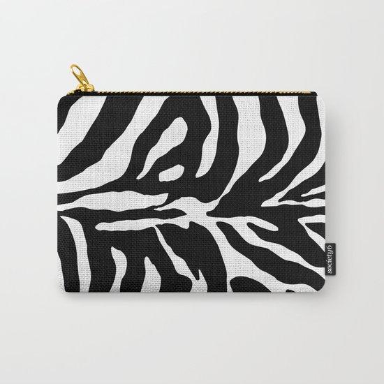 Black and white Zebra Stripes Design by lebensartdesign