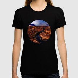 Horseshoe Bend Starseeds - Starry Sky Night at Grand Canyon Arizona T-shirt