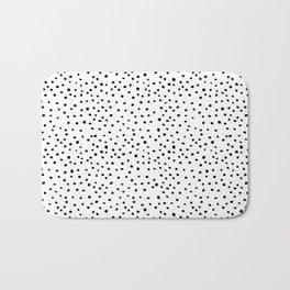 Brush Dots Bath Mat