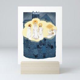 Our Lady of Knock Mini Art Print