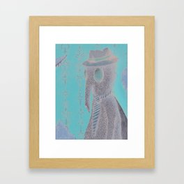 The Life of a Fly Framed Art Print