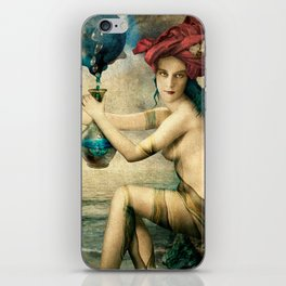 The Blessed Temperance iPhone Skin