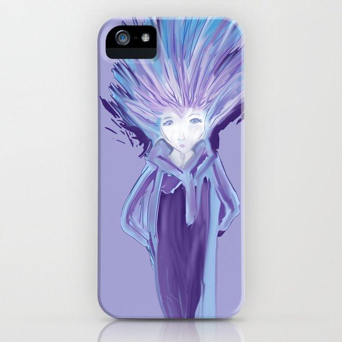 Ice Queen iPhone Case