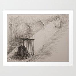 The Beast - 03 Art Print
