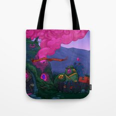 Smokehouse Tote Bag