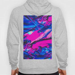 Marble Abstract Oil Painting Hoody