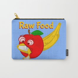 Raw Foods Food Fight Carry-All Pouch