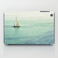 sailing iPad Cases featuring Sailing by Lawson Images