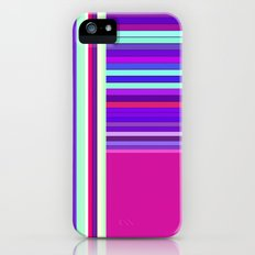 Re-Created Parquet 15 by Robert S. Lee Slim Case iPhone (5, 5s)