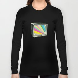 Your Programme Will Resume Shortly Long Sleeve T-shirt