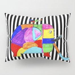Rainbow Elephant by Elisavet | #society6 Pillow Sham