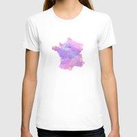 france T-shirts featuring Paris, France  by Stacia Elizabeth