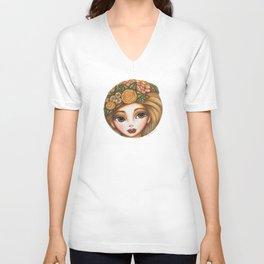 Golden Girl Unisex V-Neck