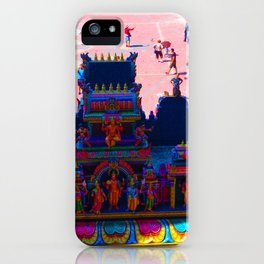 COLOR YOUR FRONT GATE iPhone Case