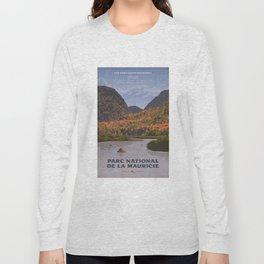 Parc National de la Mauricie Long Sleeve T-shirt