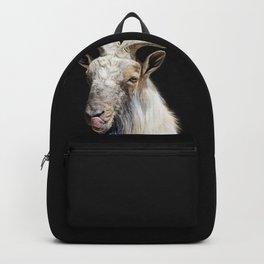 Cheerful Markhor Backpack