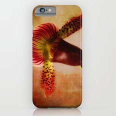 Ruby Lady Slipper Orchid Slim Case iPhone 6s