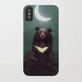 my light in the darkness iPhone Case