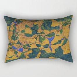 Burgeon, I Rectangular Pillow