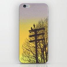 Gone Away iPhone & iPod Skin