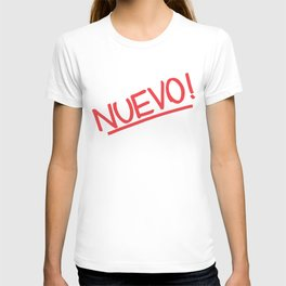 nuevo! T-shirt