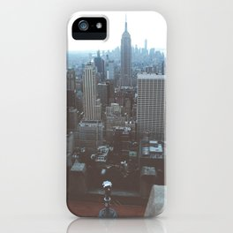 A Look at the City iPhone Case