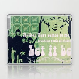 Let It Be (Painted Version) Laptop & iPad Skin
