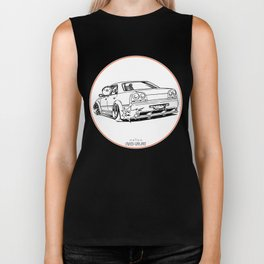 Crazy Car Art 0215 Biker Tank