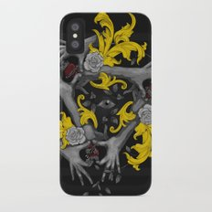 Hands and Hearts Slim Case iPhone X