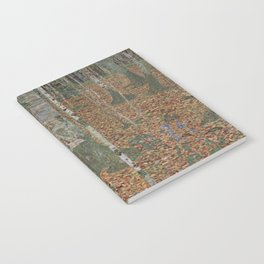 Gustav Klimt - Birch Forest Notebook