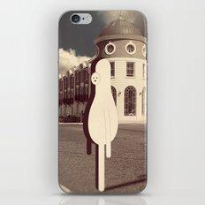 b i a n c o e n e r o iPhone & iPod Skin