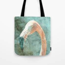 Vintage plumage of a bird Tote Bag
