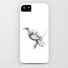 New Zealand Tui iPhone Case