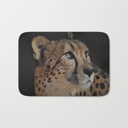 Cheetah Love - Reay of Light Photography Bath Mat