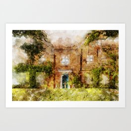 Classic England Art Print