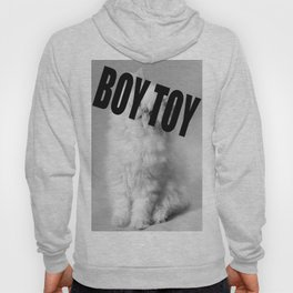 Boy Toy Cat  Hoody