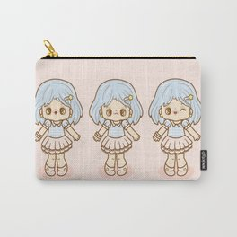 Lovely Doll Carry-All Pouch